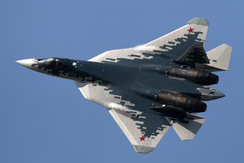 Russia's Aerospace Force to get Su-57 fifth-generation fighter jets by year-end