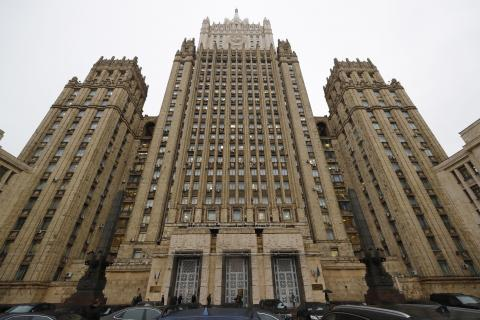 Moscow urges restraint in conflict between Armenia, Azerbaijan