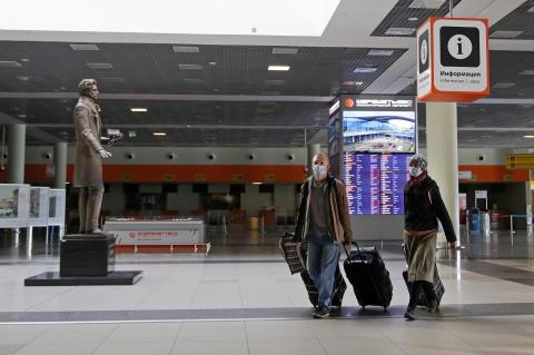 Quarantine data collection on Russians arriving from abroad in the works