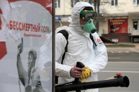 Russian ministry says coronavirus contact tracking system ready