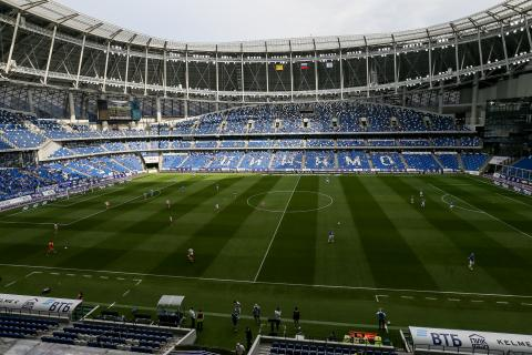 Moscow's Dynamo Central Stadium ready to host UEFA Nations League matches