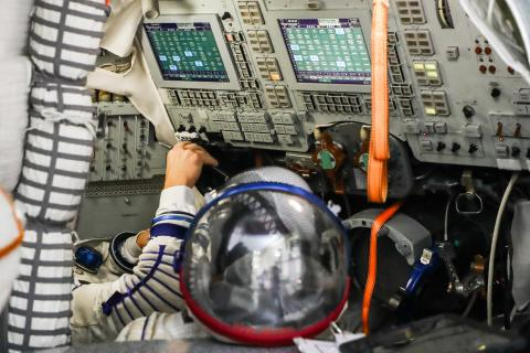 ISS crew to eliminate fracture aboard orbital outpost after Soyuz spacecraft's landing