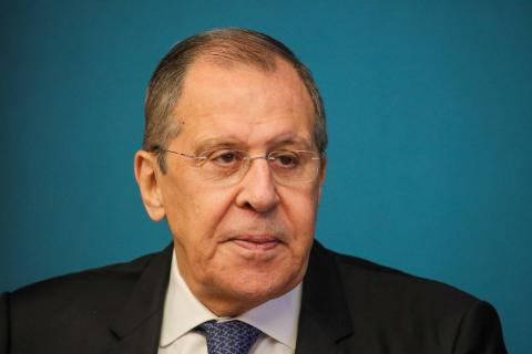 Lavrov says Kyrgyzstan overcame danger point of crisis, now returning to legal stability