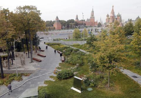 Moscow ranks fourth in 100 best cities for living and business list