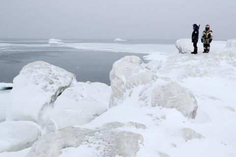 Scientists create map for adaptation to permafrost thawing in Yakutia