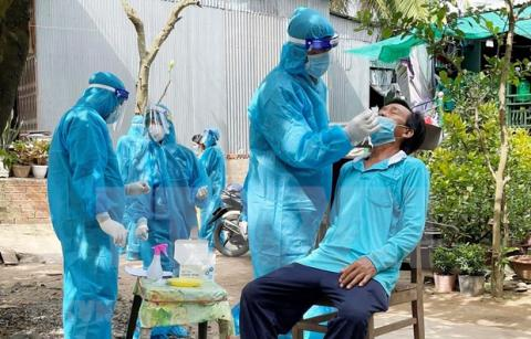 Vietnamese businesses in UK support pandemic fight in home country