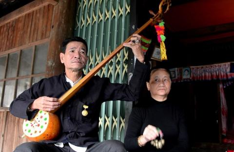 Seminar talks ways to preserve folk music of Vietnam's northern minorities