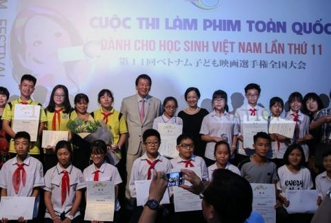 Vietnamese students invited to attend short-film making contest in Japan