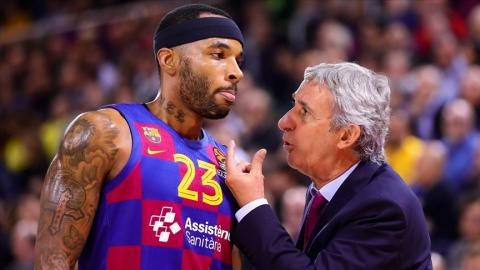 Basketball: Barcelona part ways with Malcolm Delaney