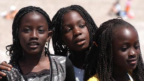 Africa aims to get more girls to embrace STEM