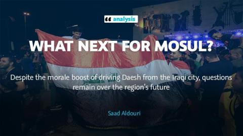 What next for Mosul?