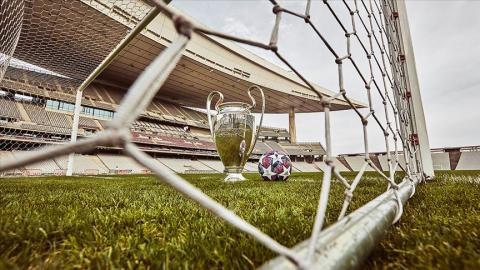 Istanbul 20 ball to kick off for Champions League final