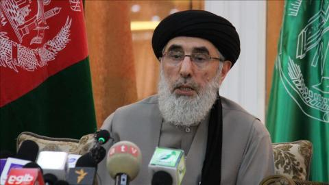 Afghans fighting in Syria worry Hezb-e-Islami chief