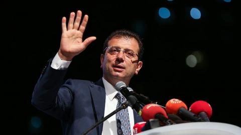 CHP's Imamoglu wins Istanbul's mayoral poll