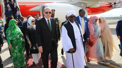 Erdogan's Africa visits herald 'new phase' in relations