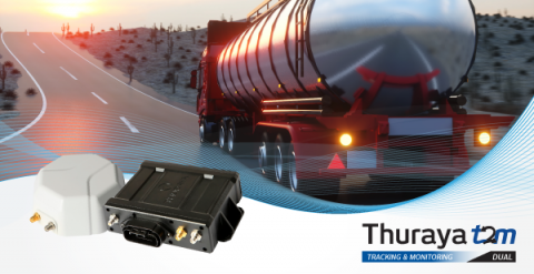 Thuraya launches first Dual-mode, Mobile M2M solution