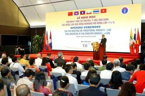 Mekong countries bolster cooperation in traditional medicine