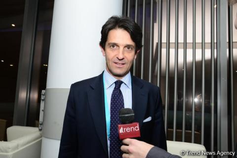 Ambassador: TAP will further strengthen Italy's role as Azerbaijan's first trade partner