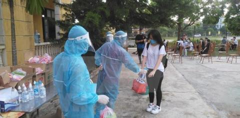 One more imported case of COVID-19 recorded in Vietnam over last 12 hours