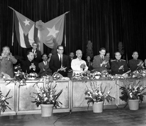 Vietnam, Cuba write new pages in glorious history