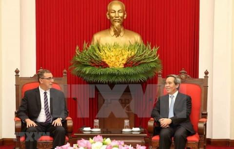 IMF pledges further support for Vietnam
