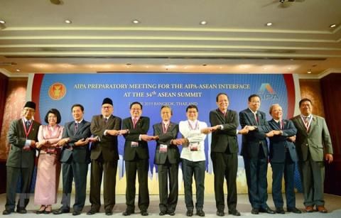 Vietnamese NA Vice Chairman attends ASEAN-AIPA leaders' meeting