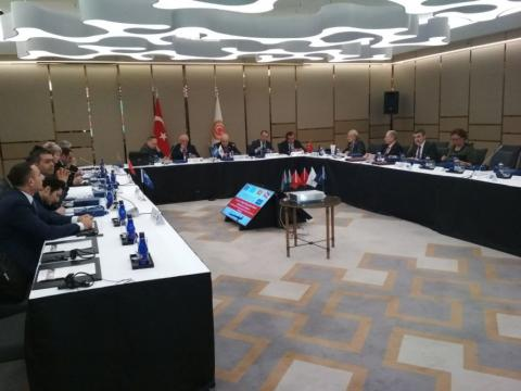 Istanbul hosting workshop of TURKPA Commission on Environment and Natural Resources