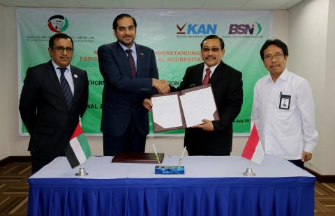 UAE, Indonesia sign MoU to support halal industry, promote trade exchange