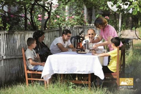 Peoples of Azerbaijan: Udins of the village of Nidzh