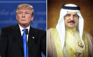 HM King thanked by U.S president