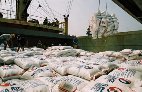 Vietnam exports 3.9 million tonnes of rice in seven months