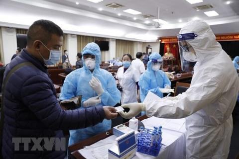 Vietnam reports no COVID-19 case on January 24