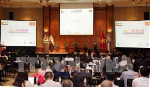 Vietnam, UAE seek to expand trade, investment links