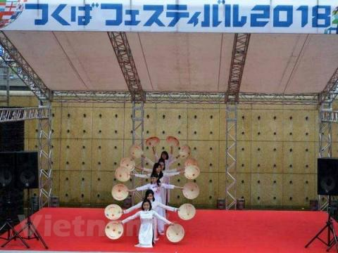 Vietnamese culture highlighted in Japan
