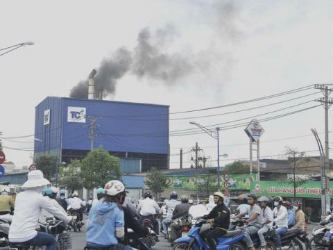 Air quality index in Hanoi, HCM City exceeds safe limit for times