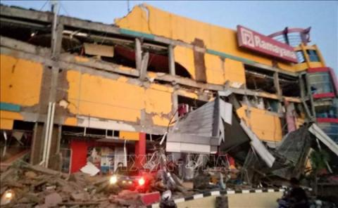 Vietnam extends sympathy to Indonesia over tsunami-caused losses