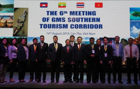 Meeting of GMS Southern Tourism Corridor opens in Can Tho