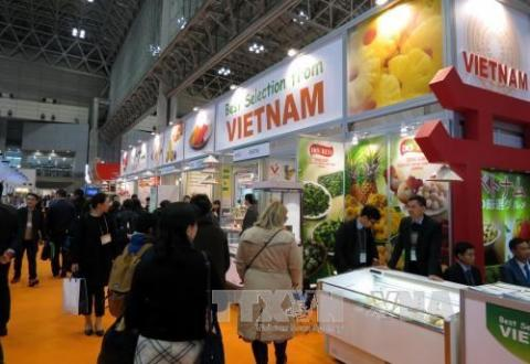 Vietnamese farm produce promoted in Japan