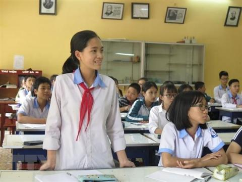 Vietnamese student wins third prize at int'l letter-writing contest