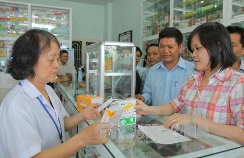Made-in-Vietnam medicine use on the rise