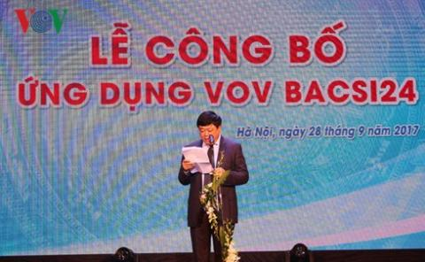 Vietnamese apps give online health consultations