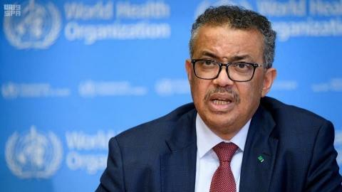 WHO Director-General Hails Role of the Custodian of the Two Holy Mosques in Confronting Spread of COVID-19