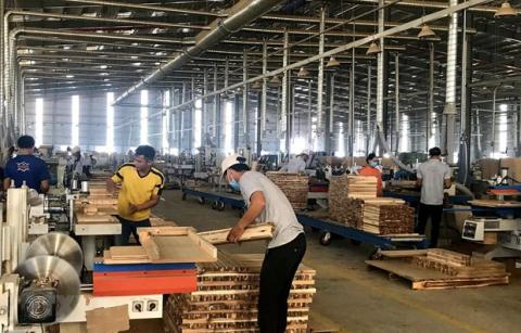 Vietnam's wood, wooden product exports rise 6.2 pct.