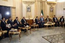 Egypts president sends delegation to Iran to discuss Syria 