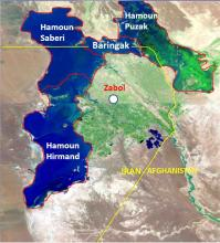 Saving Imperiled Hamouns Of Eastern Iran