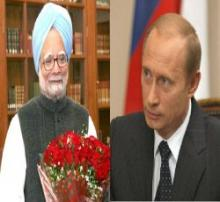 Indian PM Congratulates Putin On Presidential Poll Win