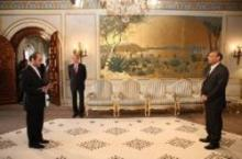 Iranian Envoy Presents Credentials To Tunisian President  