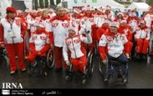 Iran-Russia Paralympic Champs In Barents Sea-Persian Gulf Tour