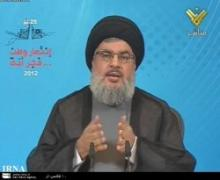 "Nasrallah: We've Hit The Last Nail On ""Greater Israel's"" Coffin"